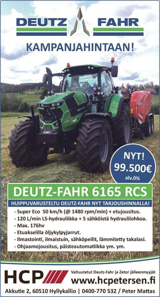 Deutz-Fahr 6165 RCShift