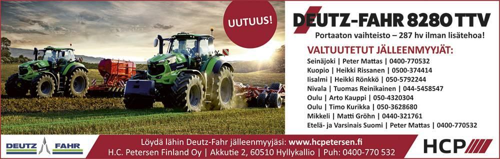 Deutz-Fahr 8280 TTV
